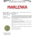 Registration-of-trademark-MARLENKA-in-USA