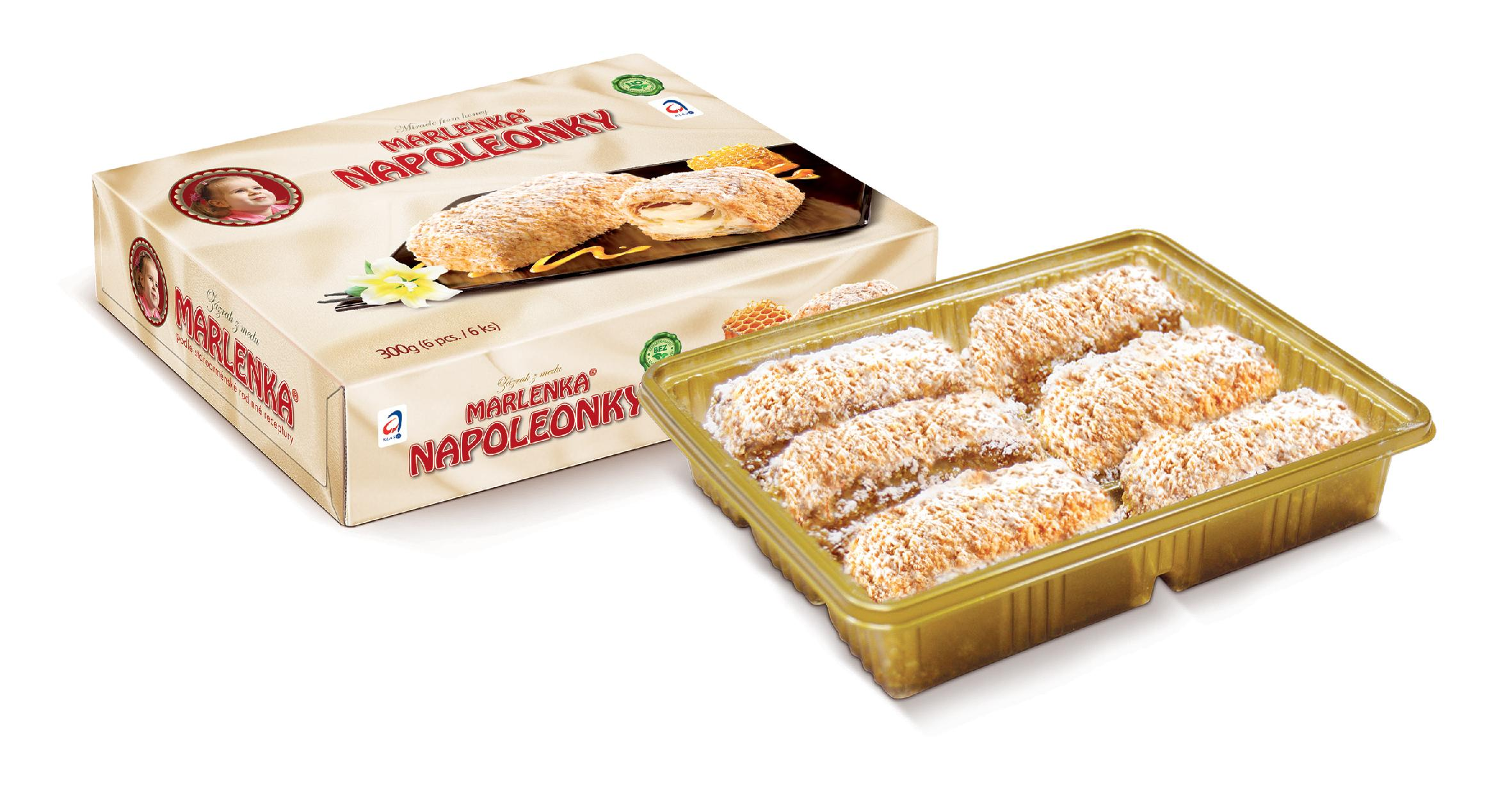 Cake Napoleon Calories